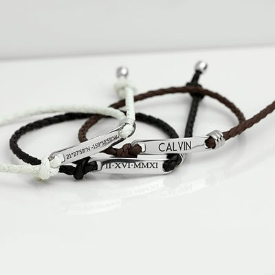 Couples Custom Bracelet