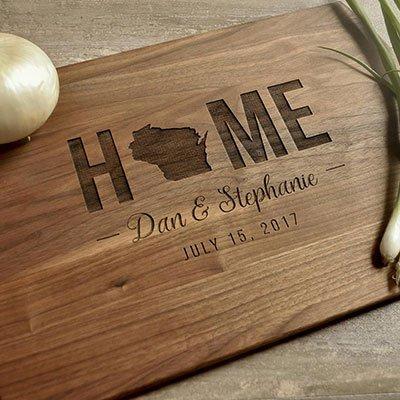 home-state-cutting-board