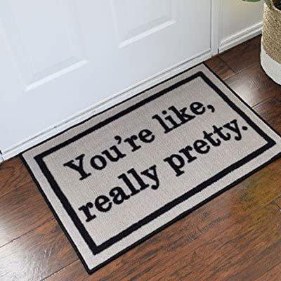 youre-pretty-doormat